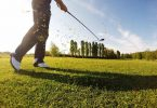 how to swing a golf iron